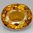 Natural Orange-Yellow Citrine