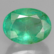 Emerald Oval Facet