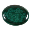 Malachite with Small Round Bands