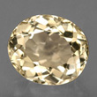 Light Yellow Topaz
