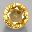 Golden-Yellow Zircon