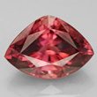 Reddish-Purple Zircon