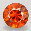 Yellow-Orange Zircon