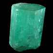 Single Colombian Emerald Crystal