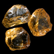 Gem Rough Golden Beryl