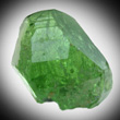Transparent Tsavorite Crystal