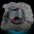 Almandine in Schist Matrix