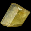 Single Heliodor Crystal