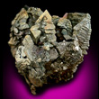Classic Chalcopyrite Crystals