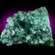 Bright Green Rogerly Fluorite