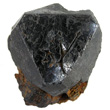 Pseudo-Octahedral Ilmenite Crystal