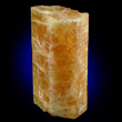 Single Golden Beryl Crystal
