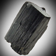 Black Riebeckite Crystal