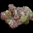 Multicolored Vesuvianite Crystals