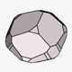 Modified Hexagonal Plate